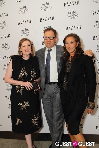 Donna Karan Glenda Bailey David Carey