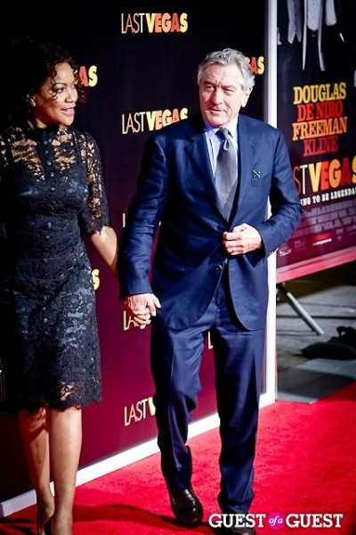 Robert DeNiro Grace Hightower