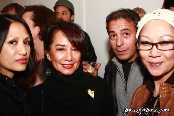 Crystal Wu Madonna Davidoff Greta Lood Michael Dayan