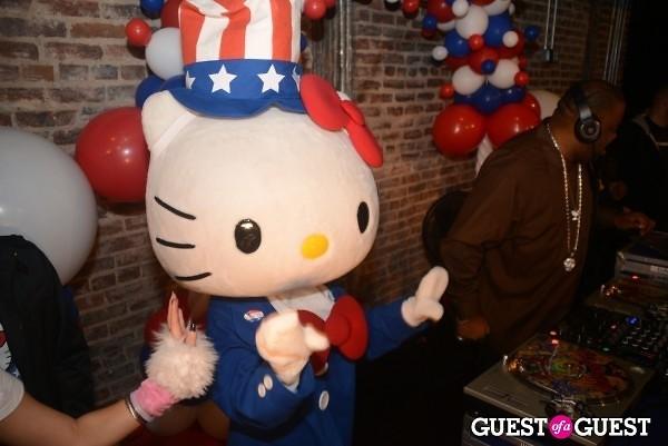 Hello Kitty Biz Markie