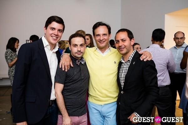 Ivan Aguirre Leslie Sardinias Ben Rodriguez Cubenas and  Gabriel Rivera-Barraza