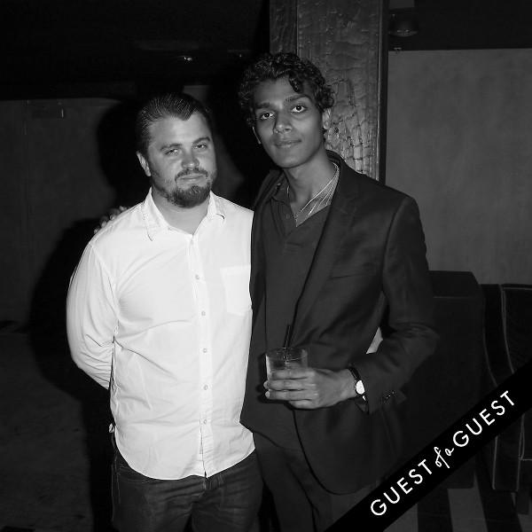 James Cruickshank Gautam Balasundar