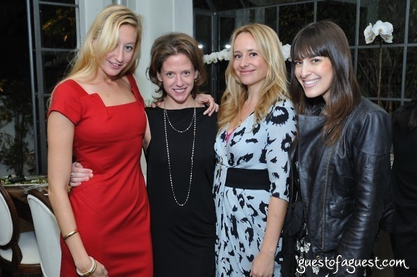 Tamsin Lonsdale Jill Donenfeld Jessie Litow Dany Levy