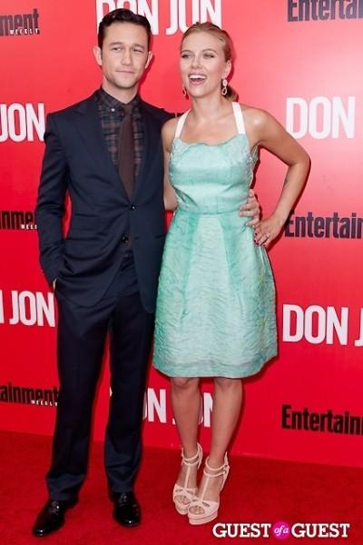 Scarlett Johansson Joseph Gordon-Levitt