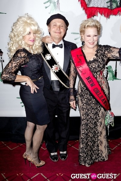 Billy Crystal Bette Midler Katie Couric