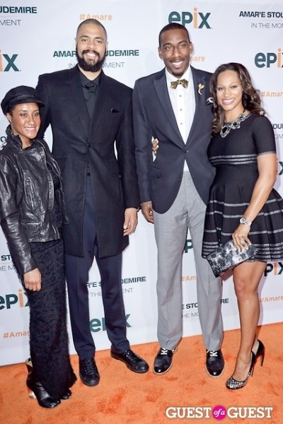 Kimberly Chandler Amare Stoudemire Alexis Welch Tyson Chandler