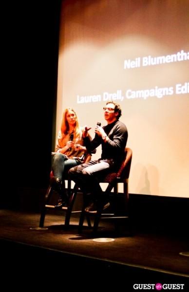 Neil Blumenthal Lauren Drell