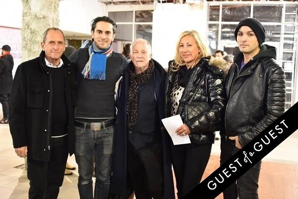 Eddy Bogaert Rad Roubeni Tim Goodchild Lenny Sandler Carol Sandler