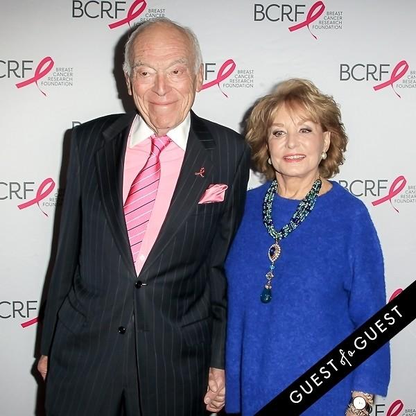 Barbara Walters Leonard Lauder