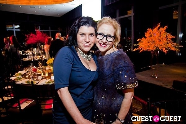 Louise Chazen and Jennifer Dwork
