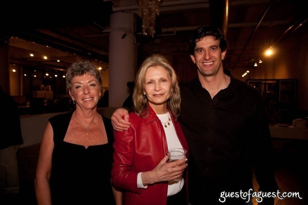 Lyn Luxmore Victoria LaLonde Jake Whitney