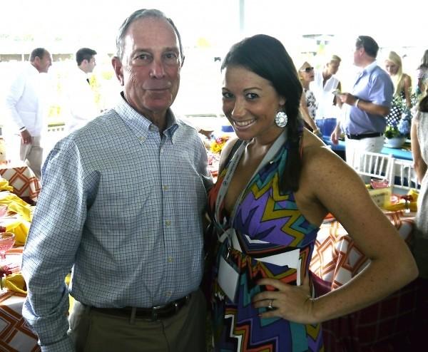 Michael Bloomberg Jamie Krauss