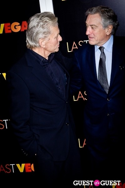 Robert DeNiro Michael Douglas