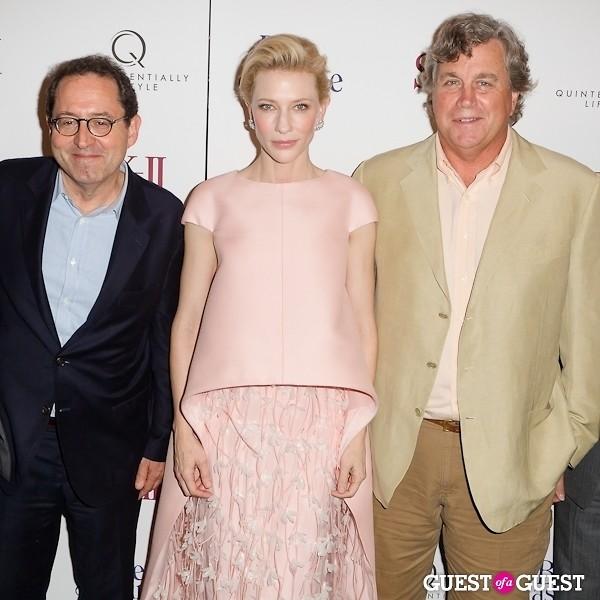 Cate Blanchett Tom Bernard Muchael Barker