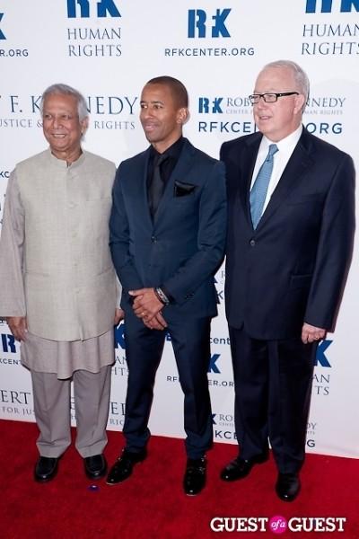 Muhammad Yunus Niclas Matseke John Boyer