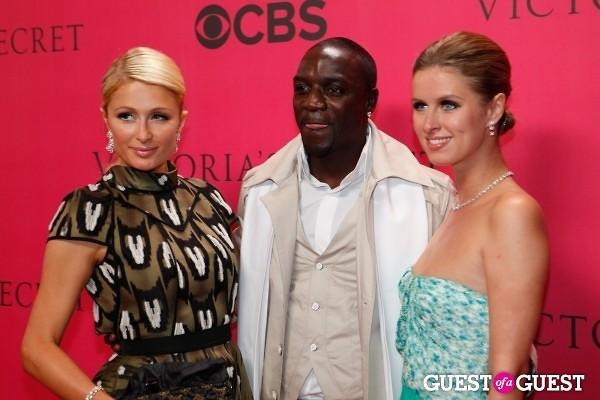 Paris Hilton Akon Nikki Hilton