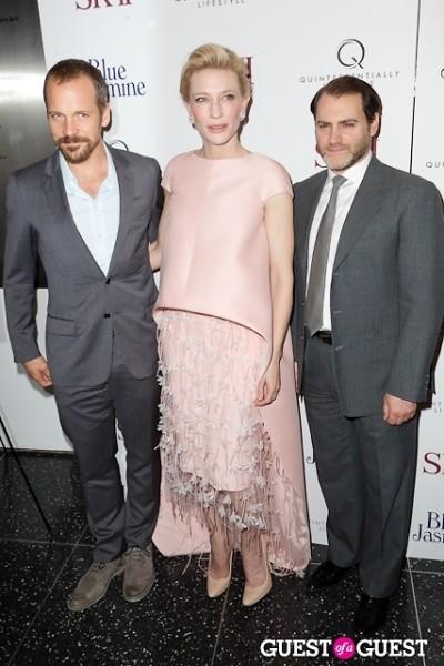 Cate Blanchett Michael Stuhlbarg Peter Sarsgaard