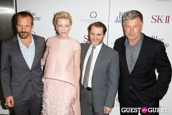 Cate Blanchett Michael Stuhlbarg Peter Sarsgaard Alex Badlwin