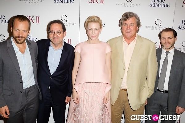 Cate Blanchett Michael Stuhlbarg Peter Sarsgaard Tom Bernard Michael Barket