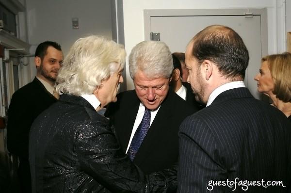 Ludwig Kuttner Bill Clinton Raphael Sassi