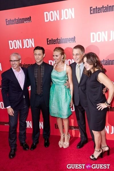 Scarlett Johansson Joseph Gordon-Levitt Tony Danza Rob Kim