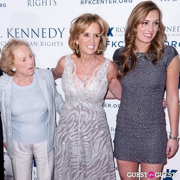 Robert F. Kennedy Jr. Ethel Kennedy Kerry Kennedy Kyle Kennedy