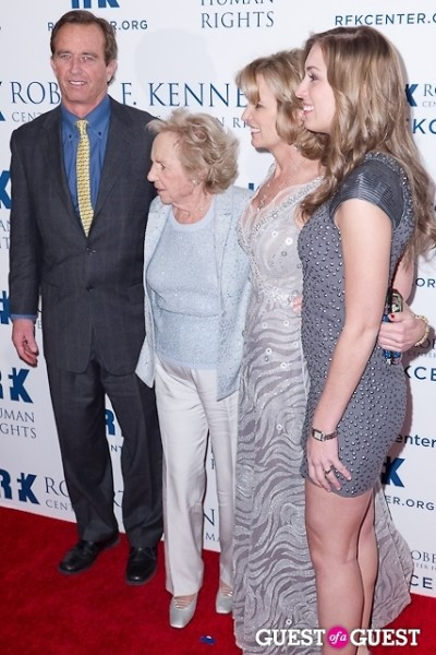 Robert F. Kennedy Jr. Ethel Kennedy Kerry Kennedy Kyle Kennedy