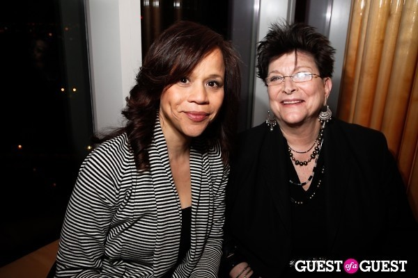 Rosie Perez Sally Fisher