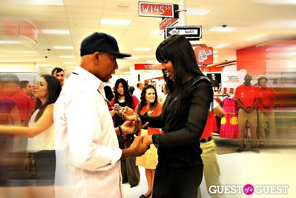 Kelly Rowland Russel Simmons