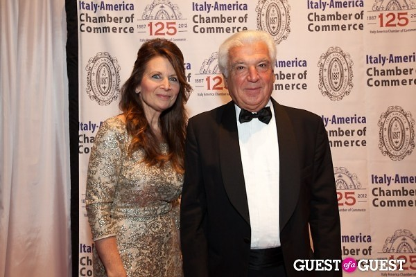 Ruthann Granito Leonardo Simonelli (President Italy-UK CC)