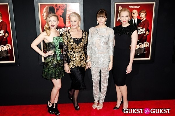 Scarlett Johansson Helen Mirren Jessica Biel Toni Collette