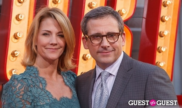 Nancy Carell Steve Carell