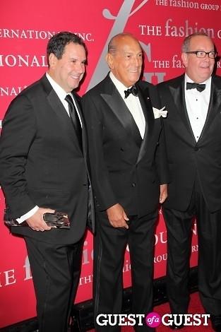 Ron Frasch Steve Sadove Oscar de la Renta
