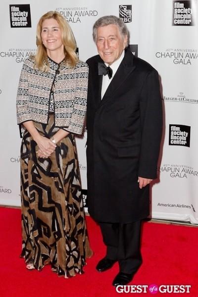 Tony Bennett Susan Crow