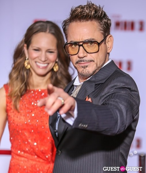 Robert Downey Jr Susan Downey
