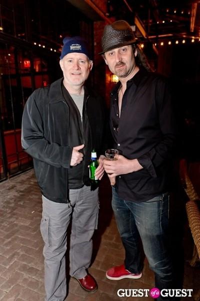 T.J. English and Dave Diamante