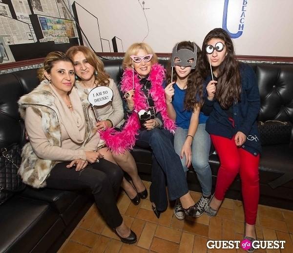 Tatevik Mkrtchyan Zarik Mkrtchyan Anait Khachatryan Sophia Kestenian Juliette Kestenian