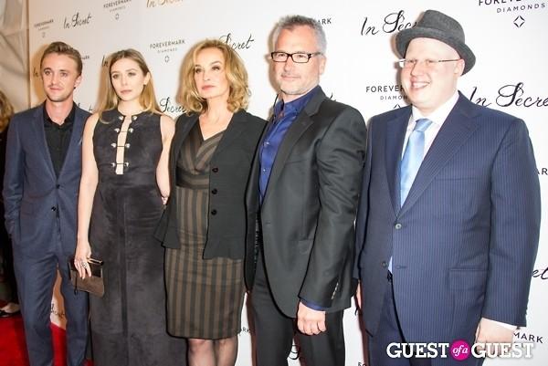 Elizabeth Olsen Matt Lucas Jessica Lange Tom Felton Charlie Stratton
