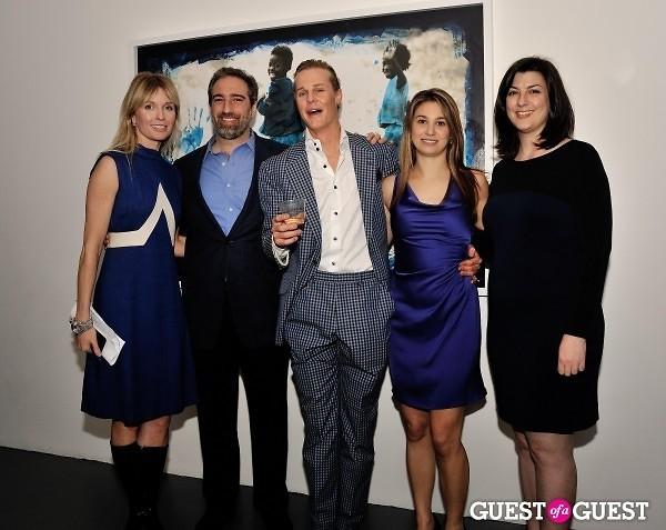 Adam Greenberger Ulrika Talling-Smith Elizabeth Hirsch Gina Fraone Connor McCreedy