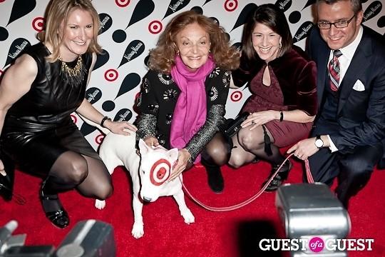 Diane von Furstenberg Karen Katz Wanda Gierhart Bullseye