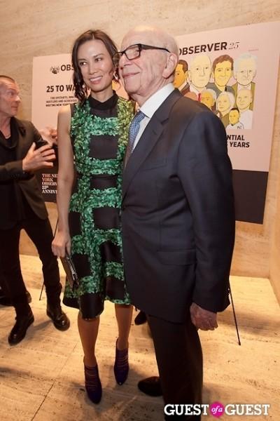 Rupert Murdoch Wendi Murdoch