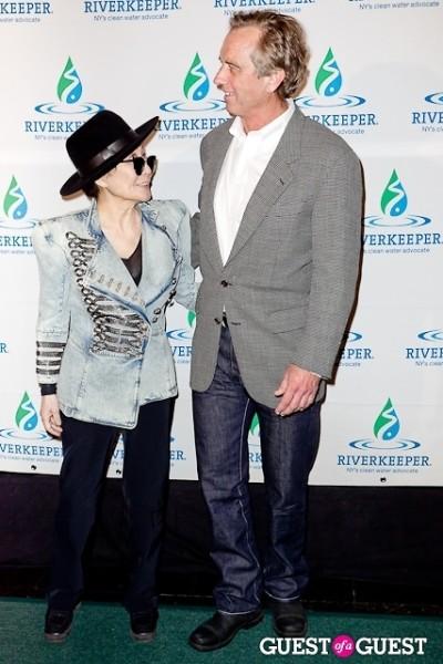 Robert F. Kennedy Jr. Yoko Ono