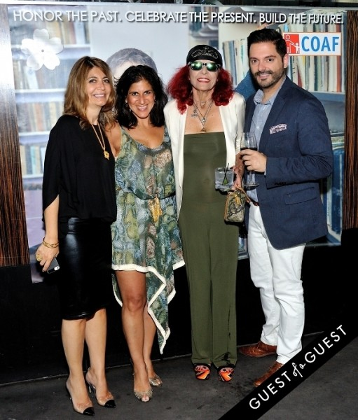 Patricia Field Nicole Vartanian lice Saraydarian William Varsos