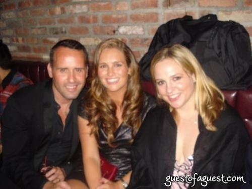 Scott Buccheit Gillian Hearst Simonds Courtney Thompson