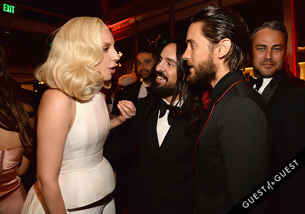 Lady GaGa Jared Leto