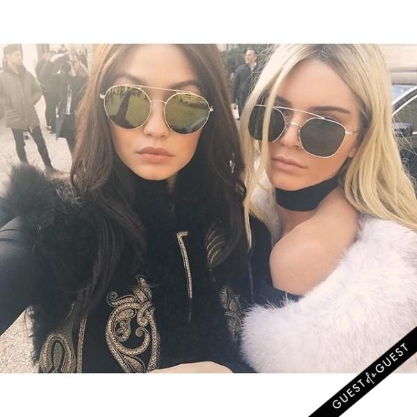 Gigi Hadid Kendall Jenner