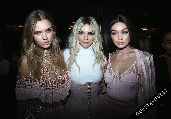 Josephine Skriver Kendall Jenner Gigi Hadid