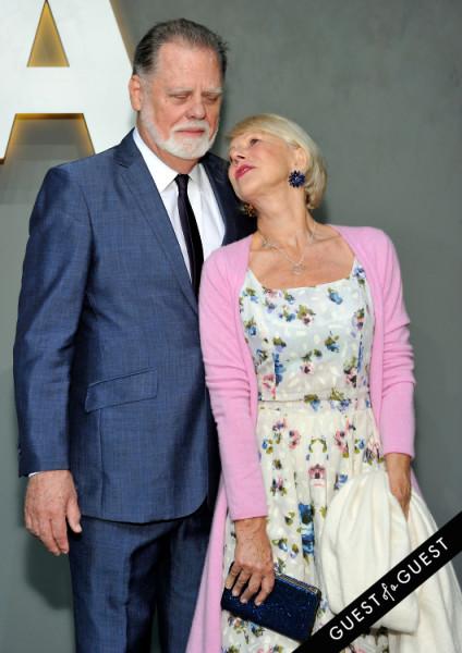 Taylor Hackford Dame Helen Mirren