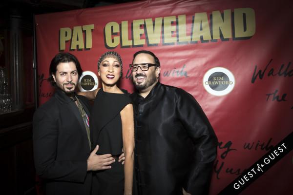 Roger Padilha Pat Cleveland