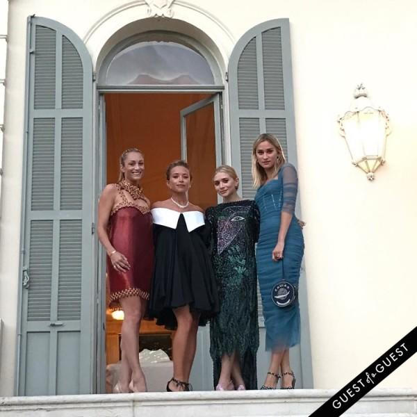 Marcella Guarino Mary Kate Olsen Ashley Olsen Alessandra Brawn